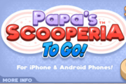 Management Papa's Scooperia