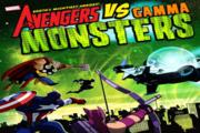 Marvel Avengers vs. Gamma Monsters