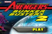 Marvel Bunker Busters 2
