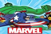 Marvel Draw Your Hero