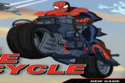 Marvel Ultimate Spider-Cycle