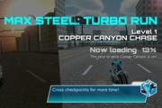 Max Steel Turbo Run