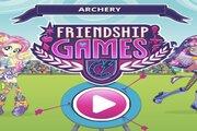 MLP Equestria Girls: Archery Friendship Games