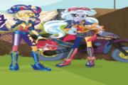 MLP Equestria Girls: Motocross Friendship Games