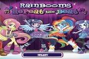 MLP Equestria Girls: Rainbooms Repeat the Beat