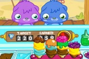 Moshi Monsters Ice Cream