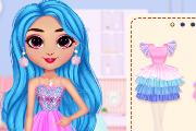 My Cute Unicorn Fashion Dress Up