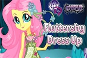 My Little Pony Legend of Everfree Fluttershy