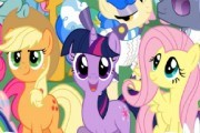 My Little Pony Hidden Numbers