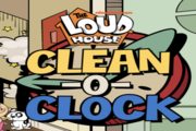 Point and Click Clean-o-Clock