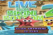 Point and Click Live From Bikini Bottom 2