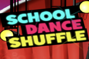 Point and Click School Dance Shuffle