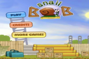 Point and Click Snail Bob 1