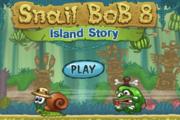Point and Click Snail Bob 8: Island Story