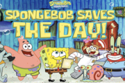 Point and Click SpongeBob Saves the Day