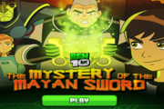 Point and Click The Mystery of the Mayan Sword