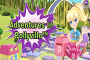 Polly Pocket Adventures in Pollyville