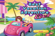 Polly Pocket Best Vacation Adventure Ever