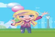 Polly Pocket Crazy Candy Carnival