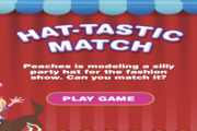 Polly Pocket Hat-Tastic Match