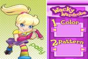 Polly Pocket Polly's Wacky Wardrobe
