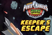 Power Rangers Keeper's Escape