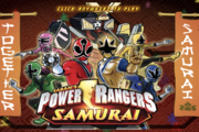 Power Rangers Rangers Together, Samurai Forever
