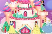 Princess Castle Cake 2