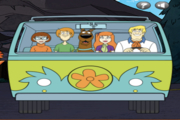 Scooby Doo Fix & Go Mystery Machine