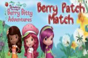 Strawberry Shortcake Berry Patch Match