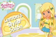 Strawberry Shortcake Lemon's Stylin' Salon