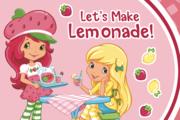 Strawberry Shortcake Let's Make Lemonade