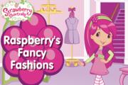 Strawberry Shortcake Raspberry's Fancy Fashions