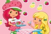 Strawberry Shortcake Make Lemonade