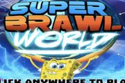 Super brawl world nickelodeon games play