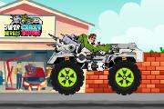 Super Heroes Crazy Truck