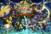 Teenage Mutant Ninja Turtles vs Power Rangers Ultimate Hero