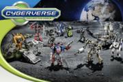 Transformers Cyberverse Battle Builder