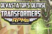 Transformers Devastator's Demise