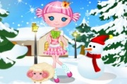 Winter Fairy Doll