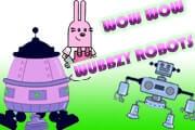 Wow Wow Wubbzy Robots