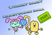 Wubbzy Daizy Kickity Kick Ball