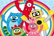 Yo Gabba Gabba Magic Word Adventure